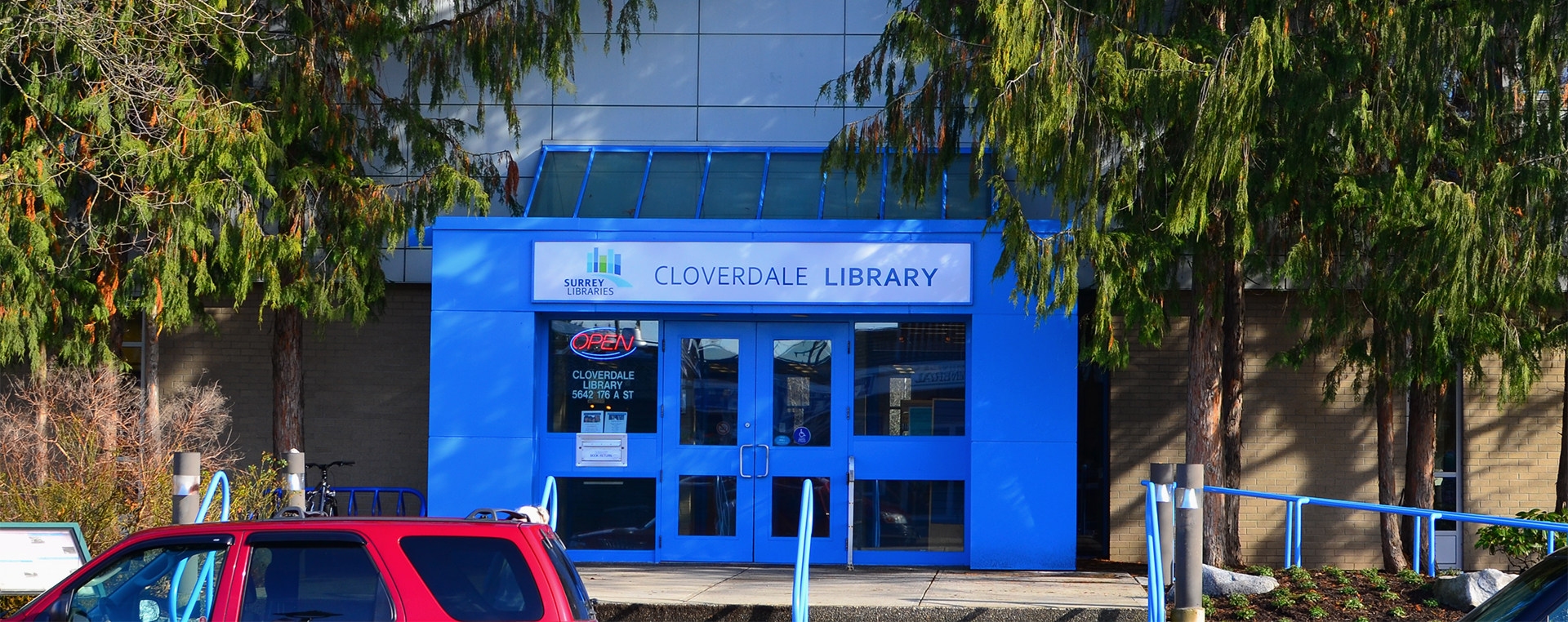 cloverdale-library